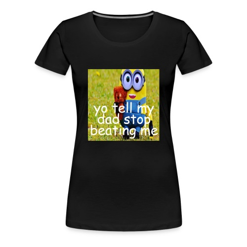 minion3 - Women's Premium T-Shirt