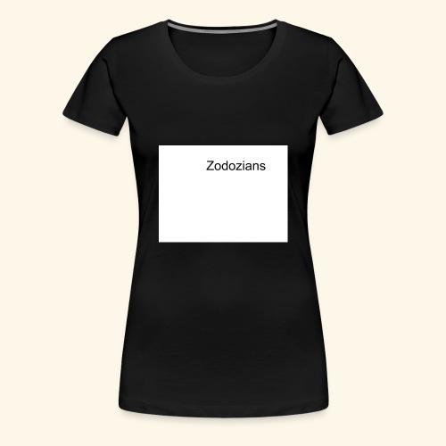 Untitled drawing - Women's Premium T-Shirt