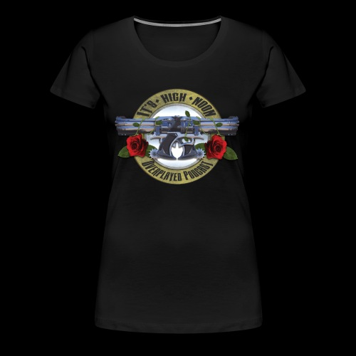 Overplayed - It's High Noon - Women's Premium T-Shirt