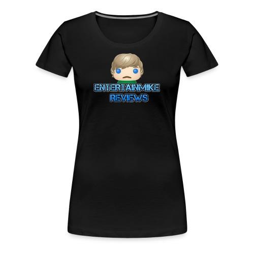 Michael with logo - Women's Premium T-Shirt