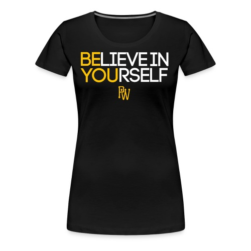 BE YOU - Women's Premium T-Shirt