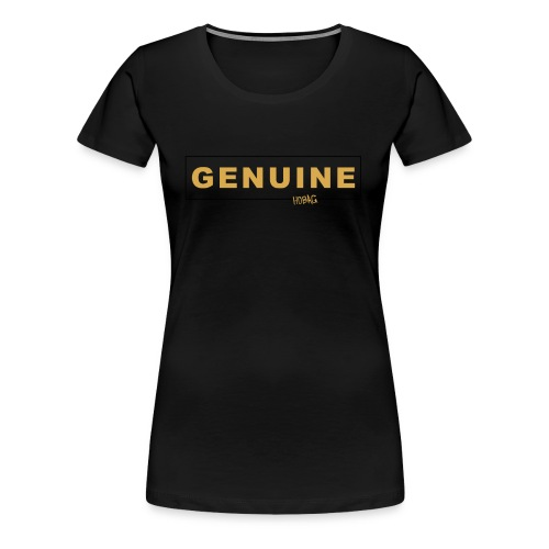 Genuine - Hobag - Women's Premium T-Shirt