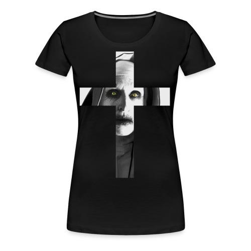 VALAK CROSS - Women's Premium T-Shirt