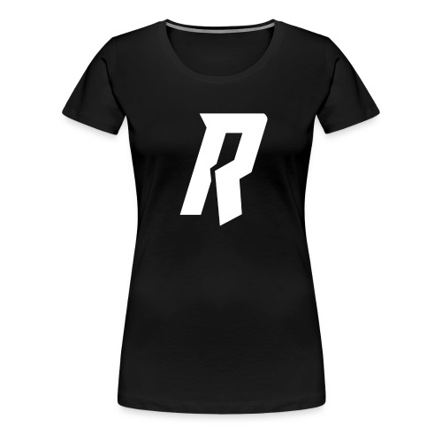 Requiem R White - Women's Premium T-Shirt