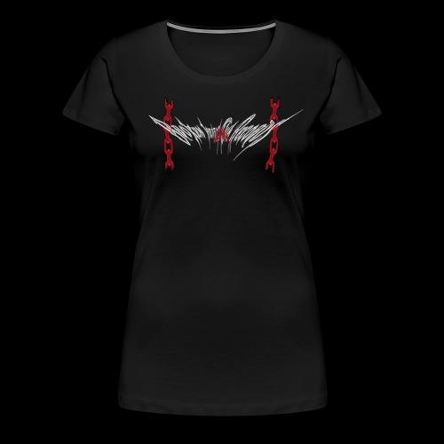 Chained 2 Lowly - Women's Premium T-Shirt