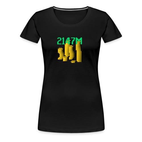 Max Stack - Women's Premium T-Shirt