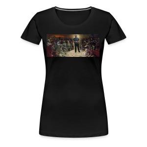 The God Shimal - Women's Premium T-Shirt