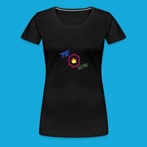Brand Logo no background - Women's Premium T-Shirt