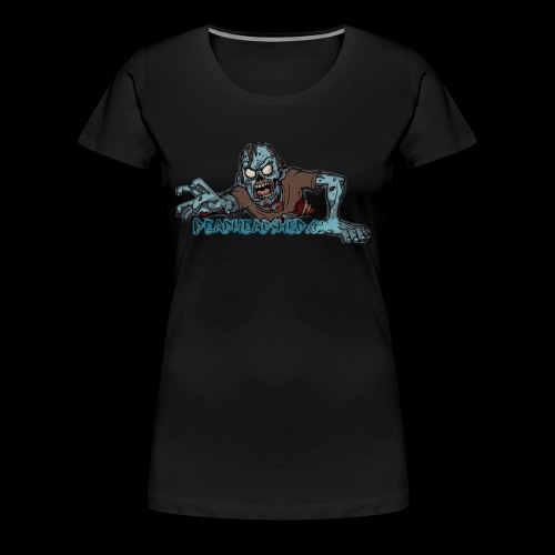 Dark zombie - Women's Premium T-Shirt