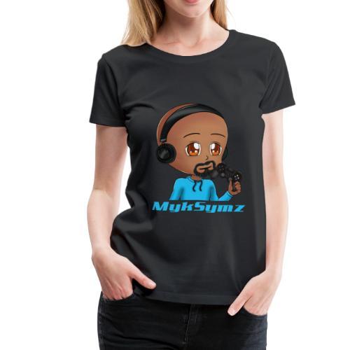 MykSymz Chibi - Women's Premium T-Shirt
