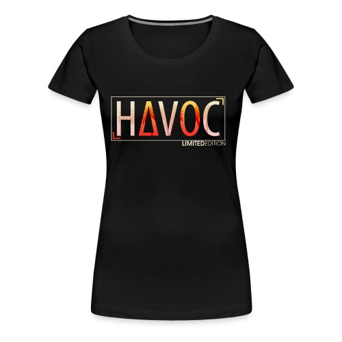 HavocNation Limited Edition - Women's Premium T-Shirt