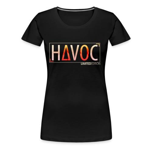 HavocNation Limited Edition - Women's Premium T-Shirt