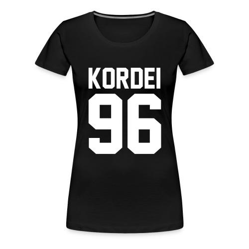 Kordei 96 - Women's Premium T-Shirt