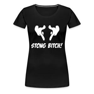 stong2 - Women's Premium T-Shirt