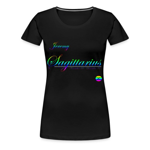 Jeremy - Women's Premium T-Shirt
