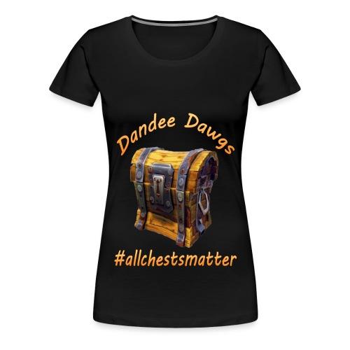 #chestmatters2 - Women's Premium T-Shirt