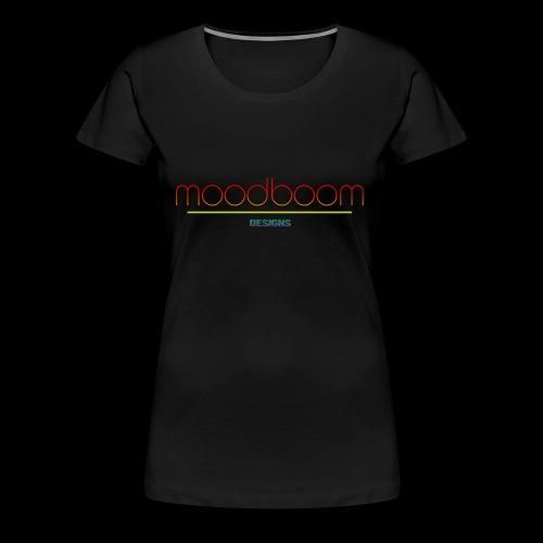 moodboom - Women's Premium T-Shirt