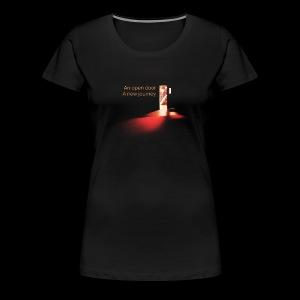 A new journey - Women's Premium T-Shirt