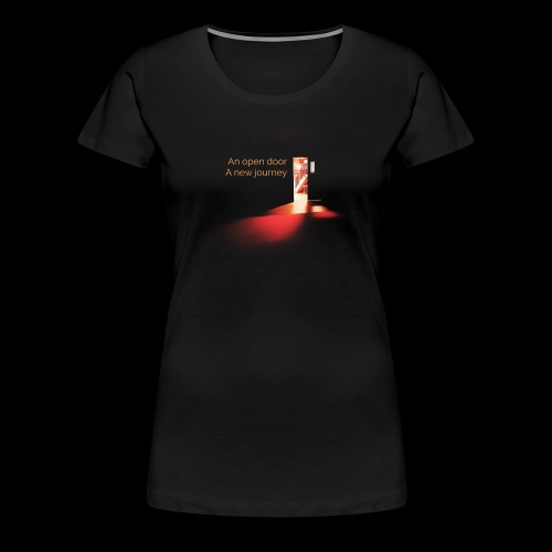 A new journey - Women's Premium T-Shirt