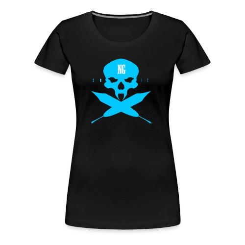 Crossed - Women's Premium T-Shirt
