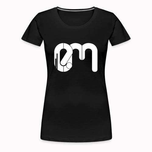 EM LOGO - Women's Premium T-Shirt