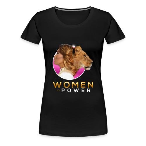 WOP LionessTshirt - Women's Premium T-Shirt