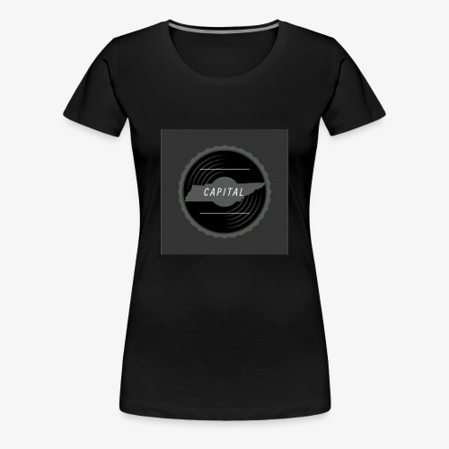 CAPITAL LOGO - Women's Premium T-Shirt