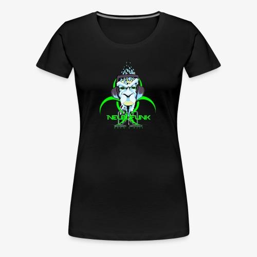 Neurofunk - Women's Premium T-Shirt
