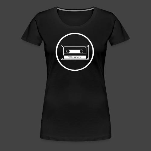 team remix white variant - Women's Premium T-Shirt