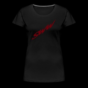 SWW Logo - Women's Premium T-Shirt