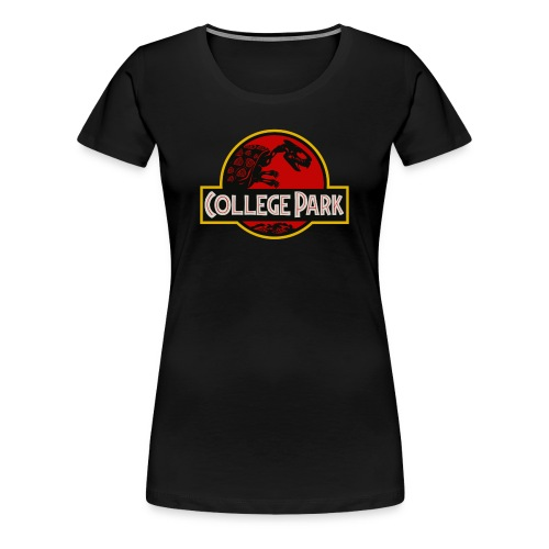 College Park Maryland - Women's Premium T-Shirt