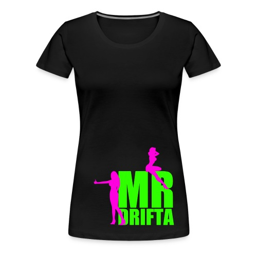 BOLD AND BEAUTIFUL - Women's Premium T-Shirt