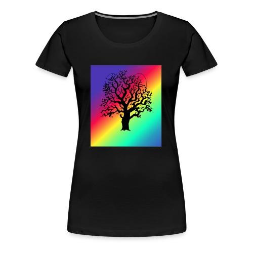 Tree of love - Women's Premium T-Shirt