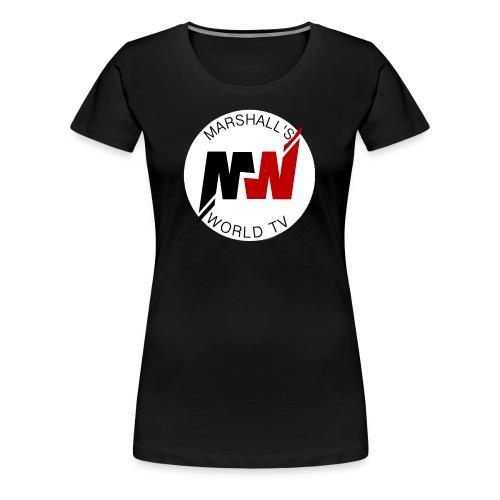Marshalls World Tv - Women's Premium T-Shirt
