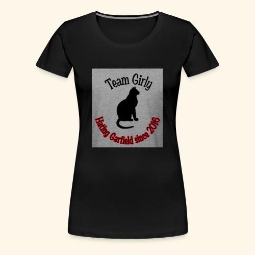 Team Girly - Women's Premium T-Shirt