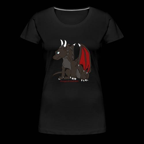 Dragon - Women's Premium T-Shirt