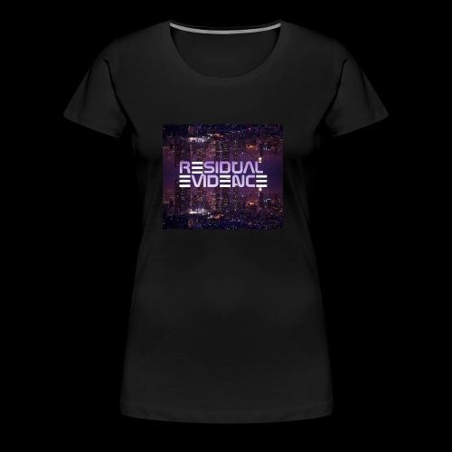Residual Evidence - Women's Premium T-Shirt