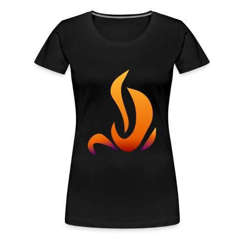 Pyrostealer logo - Women's Premium T-Shirt
