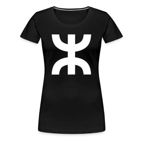 Aza Amazigh T-Shirt - Women's Premium T-Shirt