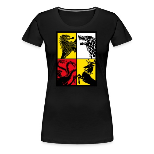 GOT 008 - Women's Premium T-Shirt