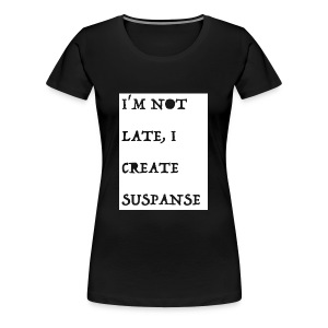 MORSE 3 - Women's Premium T-Shirt