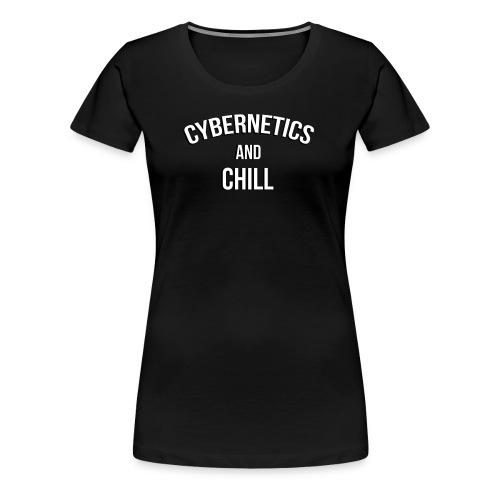 Stranger Things Inspired - Women's Premium T-Shirt