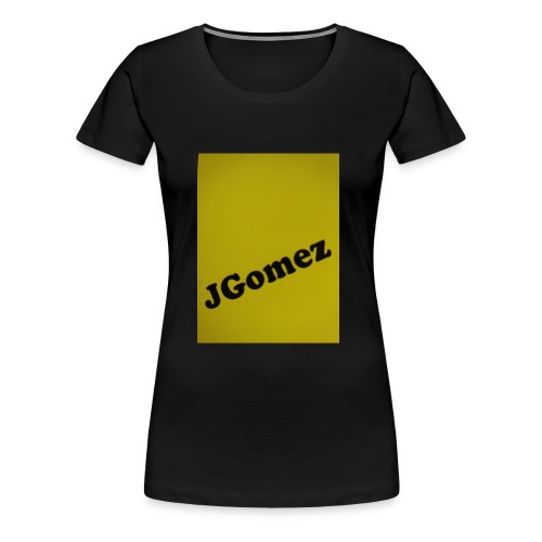 J Gomez.com sells all clothing for cheap. - Women's Premium T-Shirt
