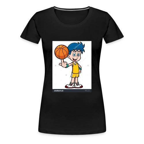 Jaden Debonds merch - Women's Premium T-Shirt