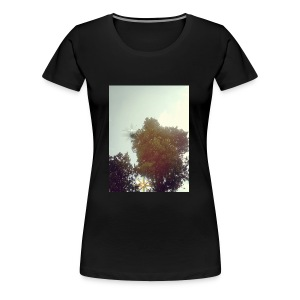 I love Nature - Women's Premium T-Shirt