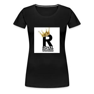 Royal Records Entertainment - Women's Premium T-Shirt