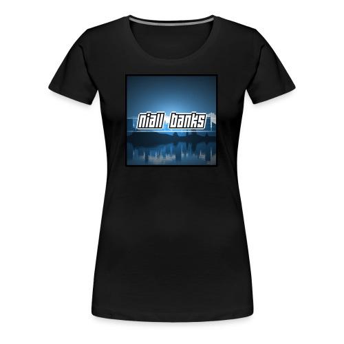 Niall Banks - Women's Premium T-Shirt