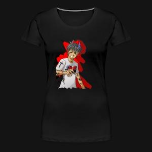 Dae-Jin character 1 - Women's Premium T-Shirt