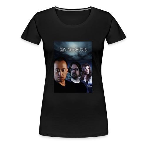 Saving Ghosts - Women's Premium T-Shirt