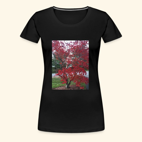 Treezy Feeling - Women's Premium T-Shirt